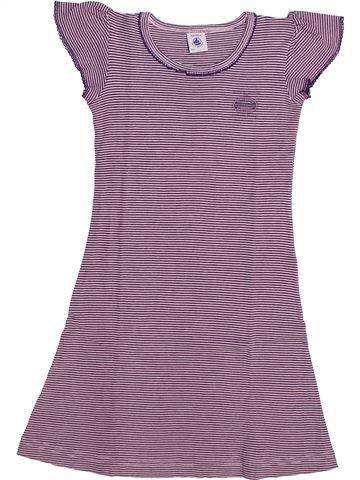 Camisón niña PETIT BATEAU violeta 3 años verano #1266591_1