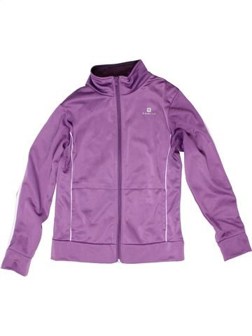 Sportswear fille DOMYOS violet 8 ans hiver #1266896_1