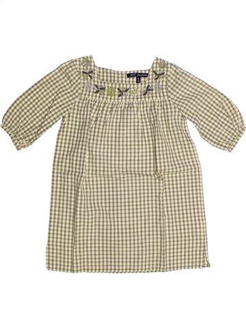 Vestido niña LILI GAUFRETTE beige 6 años verano #1266941_1