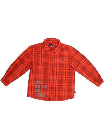 Camisa de manga larga niño JEAN BOURGET rojo 5 años invierno #1266950_1