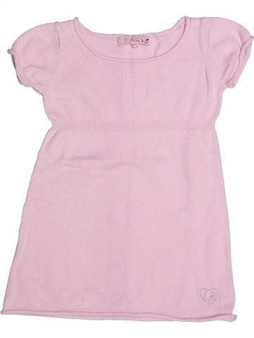 Vestido niña LISA ROSE rosa 3 años invierno #1267819_1
