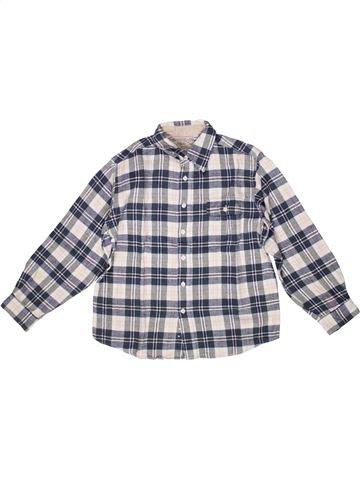 Camisa de manga larga niño CFK gris 10 años invierno #1268095_1