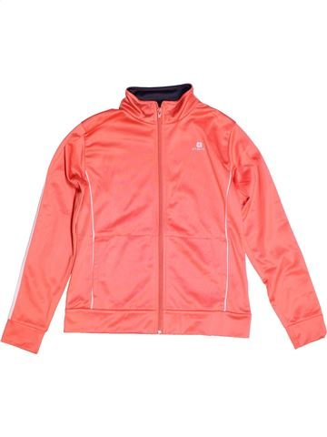 Sportswear fille DOMYOS rose 12 ans hiver #1268238_1