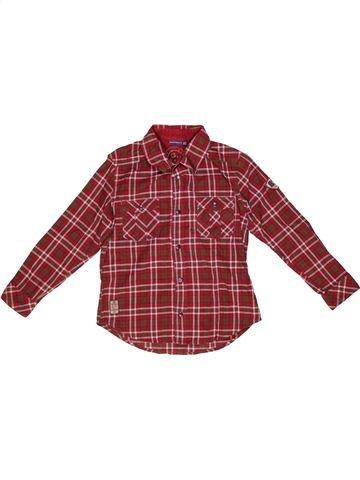 Camisa de manga larga niño SERGENT MAJOR marrón 7 años invierno #1268368_1