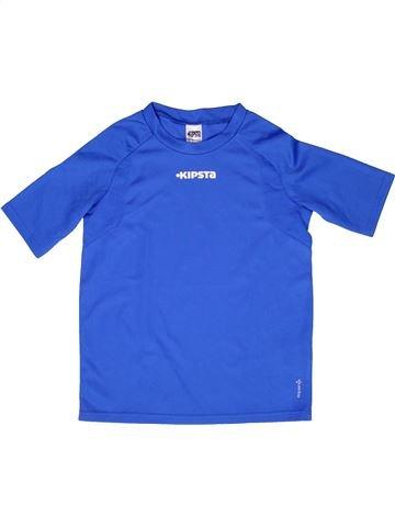 Maillot de sport garçon KIPSTA bleu 6 ans été #1268763_1