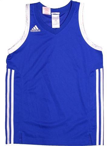 Ropa deportiva niño ADIDAS azul 12 años verano #1269007_1