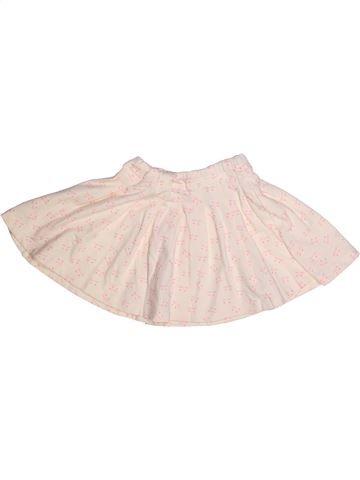 Falda niña TAPE À L'OEIL blanco 4 años verano #1269032_1