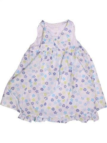 Vestido niña 3 POMMES gris 2 años verano #1269059_1