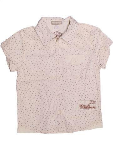 Camisa de manga corta niño ORCHESTRA violeta 8 años verano #1269096_1