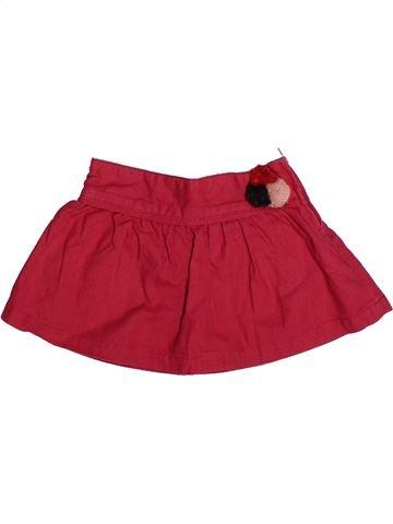 Jupe fille LISA ROSE rouge 2 ans été #1269106_1