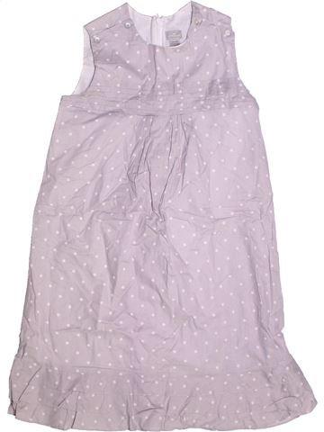 Vestido niña CYRILLUS blanco 12 años verano #1269151_1