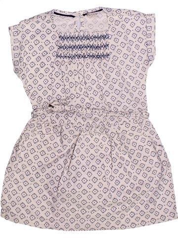 Vestido niña TAPE À L'OEIL blanco 4 años verano #1269278_1