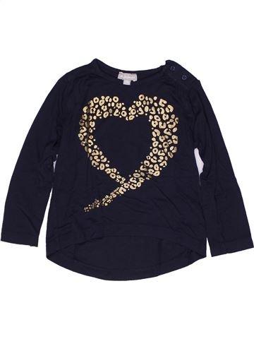 T-shirt manches longues fille MINIMAN noir 3 ans hiver #1269549_1