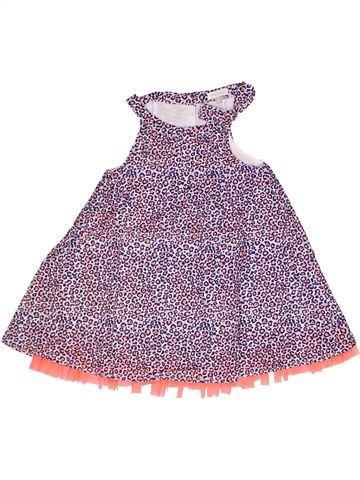 Vestido niña ABSORBA violeta 3 años verano #1269590_1
