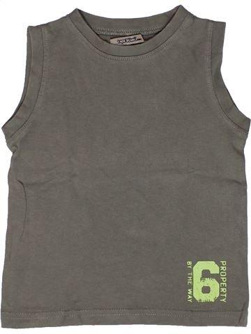 Top - Camiseta de tirantes niño TAPE À L'OEIL gris 2 años verano #1269661_1