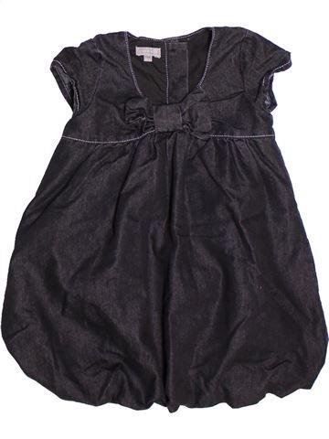 Robe fille GRAIN DE BLÉ noir 2 ans été #1269826_1