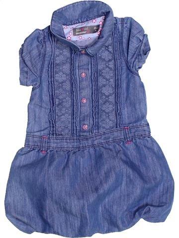 Robe fille ORCHESTRA bleu 2 ans été #1269911_1