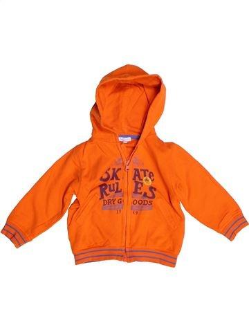 Sudadera niño ABSORBA naranja 2 años invierno #1270350_1