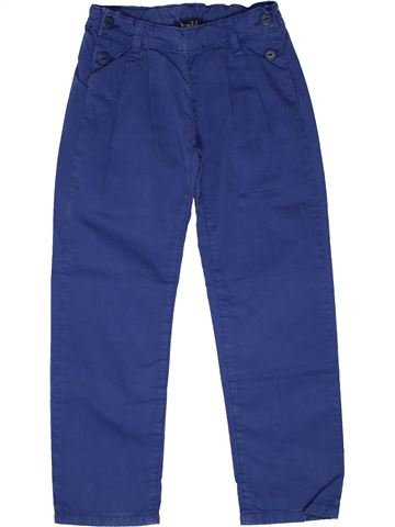 Pantalon fille LE PHARE DE LA BALEINE bleu 6 ans été #1270450_1