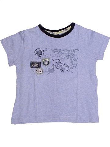 Camiseta de manga corta niño SERGENT MAJOR gris 5 años verano #1270625_1