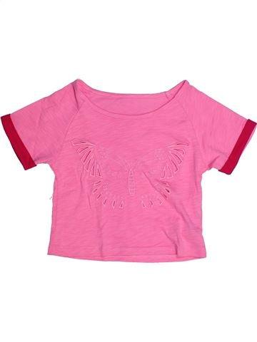 Camiseta de manga corta niña LA COMPAGNIE DES PETITS rosa 8 años verano #1270711_1