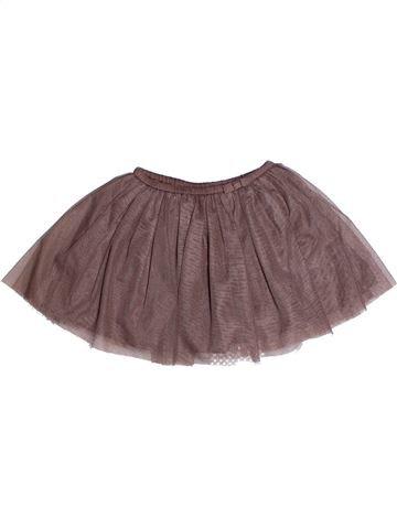 Falda niña OKAIDI violeta 8 años invierno #1270716_1