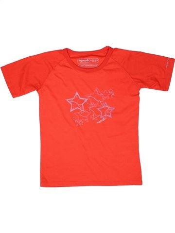 T-shirt manches courtes garçon REGATTA rouge 10 ans été #1270931_1