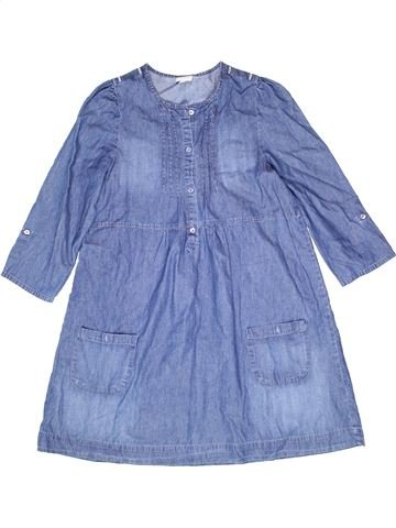 Robe fille VERTBAUDET bleu 14 ans hiver #1271199_1