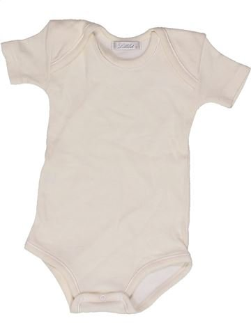 T-shirt manches courtes garçon LILLIBET violet 3 mois été #1271491_1