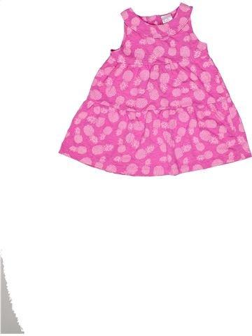 Robe fille E-VIE ANGEL rose 2 ans été #1271660_1