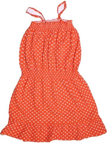 Robe fille NAME IT orange 12 ans été #1271684_1