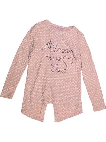 Pull fille OVS rose 14 ans hiver #1272044_1