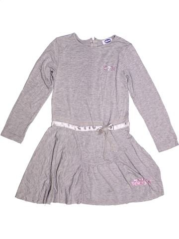 Robe fille CHICCO gris 5 ans hiver #1272101_1
