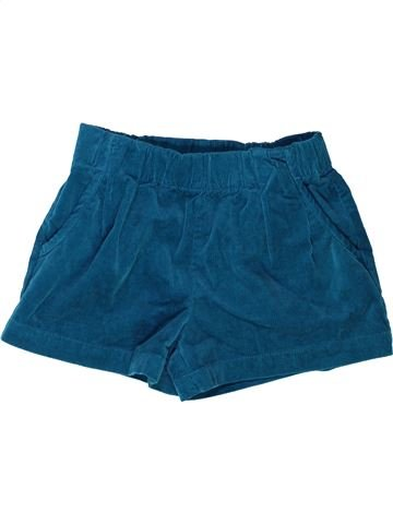 Short - Bermuda fille TAPE À L'OEIL bleu 8 ans hiver #1272123_1