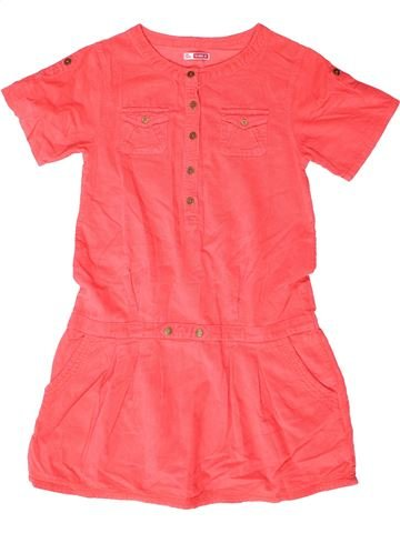 Robe fille DPAM rose 12 ans hiver #1272142_1