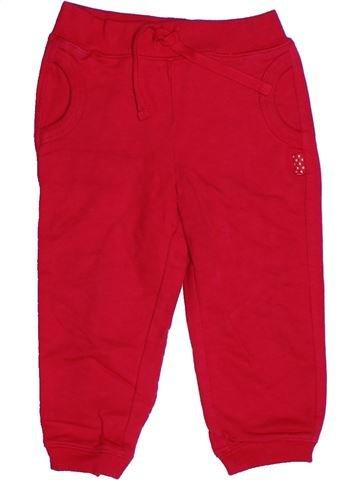 Pantalon fille MOTHERCARE rouge 18 mois hiver #1272409_1