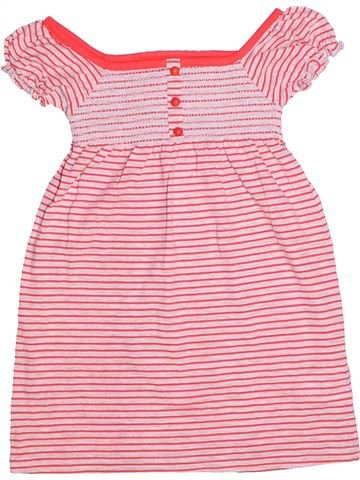 Robe fille EMOI rose 6 ans été #1272452_1