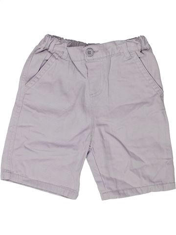 Short - Bermuda garçon H&T gris 6 ans été #1272504_1