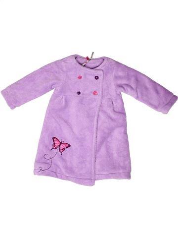 Robe de chambre fille ORCHESTRA rose 2 ans hiver #1272757_1