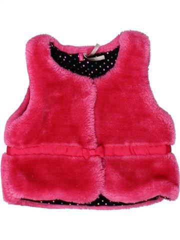 Chaleco niña ORCHESTRA rojo 4 años invierno #1272802_1