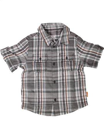 Chemise manches courtes garçon MEXX gris 2 ans été #1272837_1