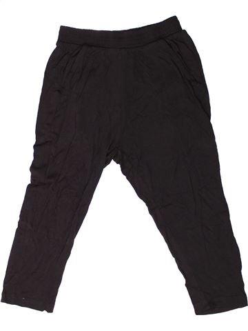 Pantalón corto niña H&M azul oscuro 9 años verano #1272913_1