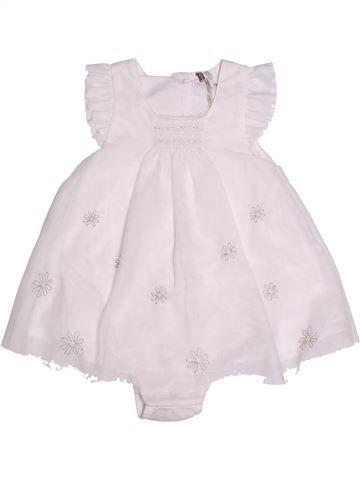 Robe fille ORCHESTRA blanc 2 ans été #1273026_1
