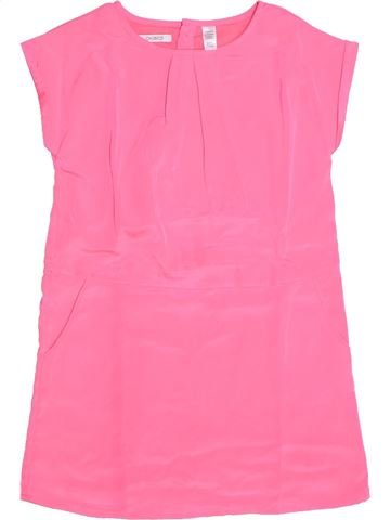 Vestido niña OKAIDI rosa 6 años verano #1273050_1