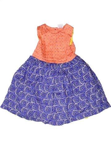 Vestido niña MINI CLUB violeta 2 años verano #1273131_1