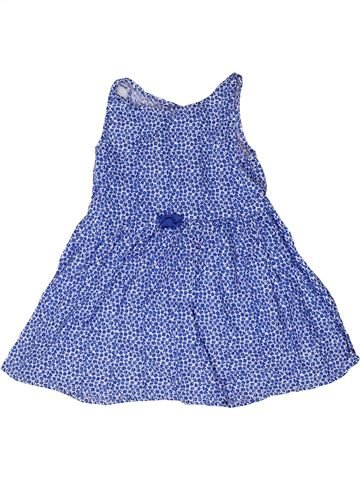 Robe fille H&M bleu 2 ans été #1273272_1