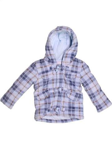 Abrigo niño FARFELUNE gris 12 meses invierno #1273362_1
