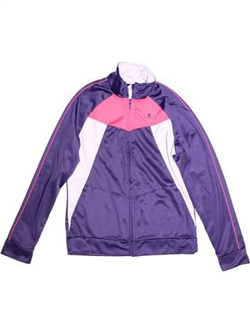 Sportswear fille DOMYOS violet 14 ans hiver #1273388_1