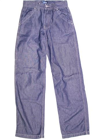 Pantalon garçon TEDDY SMITH bleu 14 ans hiver #1273423_1