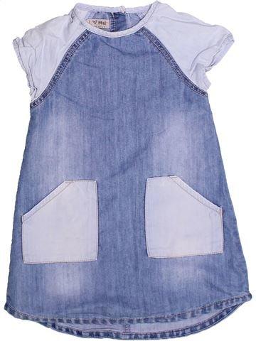 Robe fille NEXT bleu 4 ans été #1273603_1